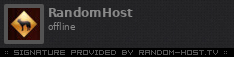 Random-Host's Steam status